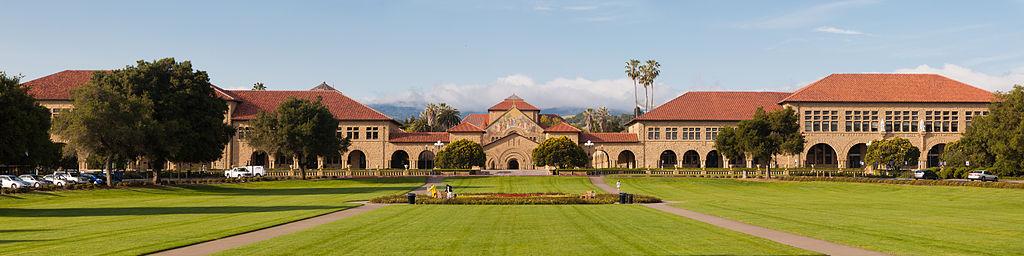 Stanford University i Palo Alto, Californien