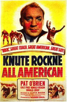 Notre Dame - Knute Rockne All American