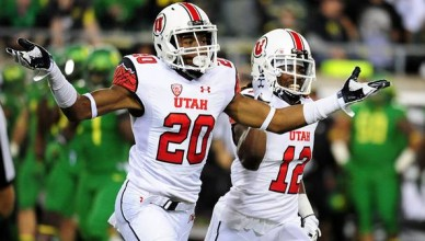 Utah at Oregon