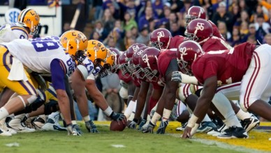 LSU at Alabama7