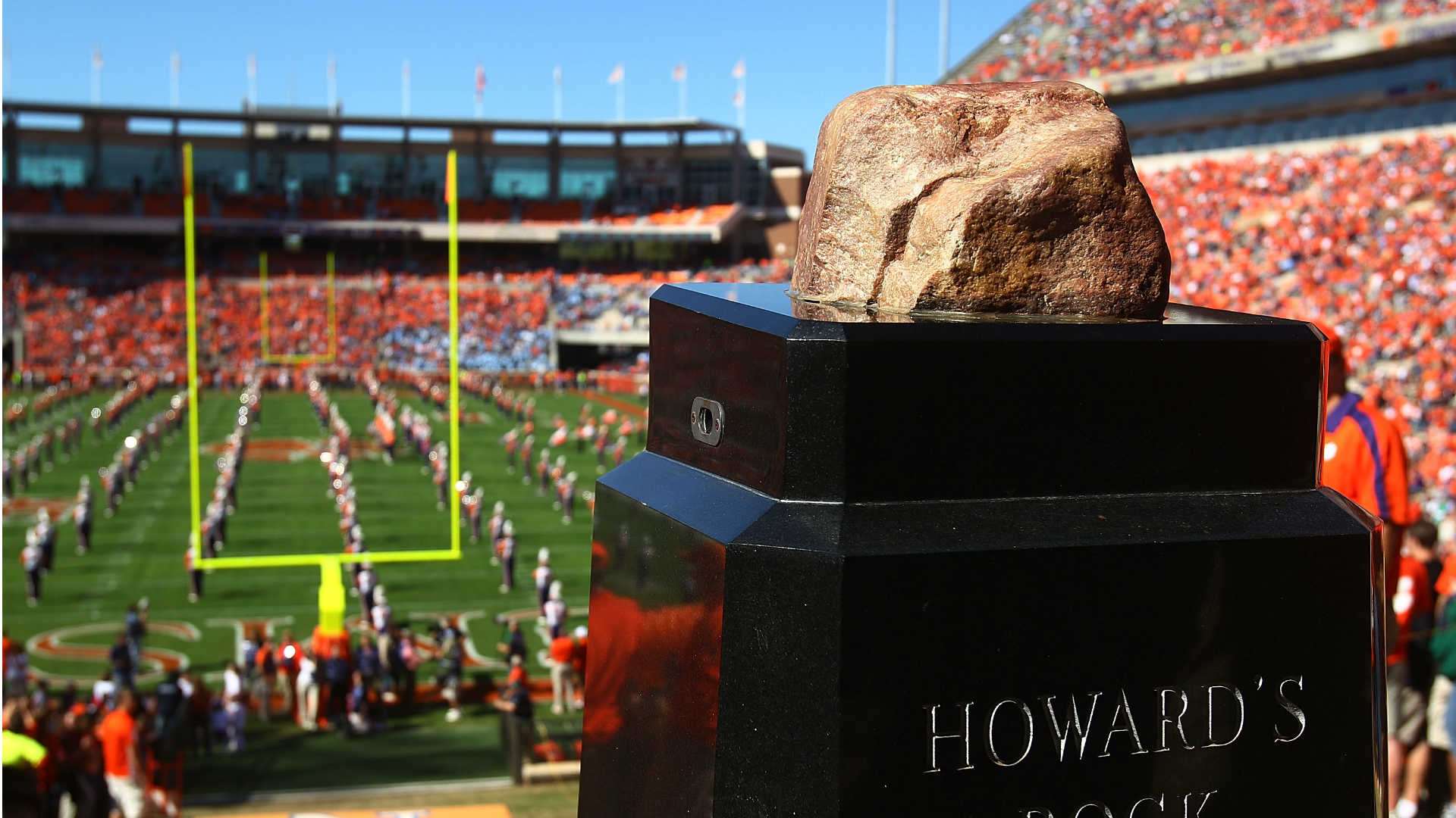 Clemson3 - Howard's Rock